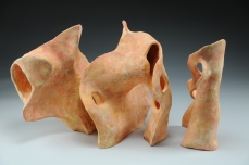 handmade sculptures - ceramic sculptures - scottsdale art - AZ art - ryan mccallister - mccallister sculpture