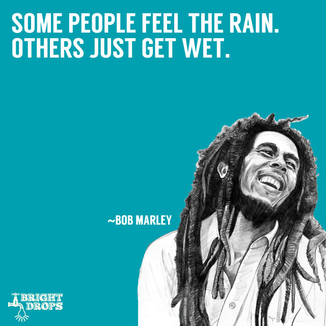 Bob Marley Birthday - Quote - Meme
