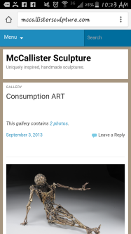 McCallister Sculpture Mobile