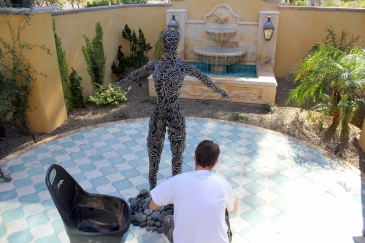 McCallister Sculpture | Scottsdale Artist | AZ art | metalwork | handmade art for sale | Ascendance